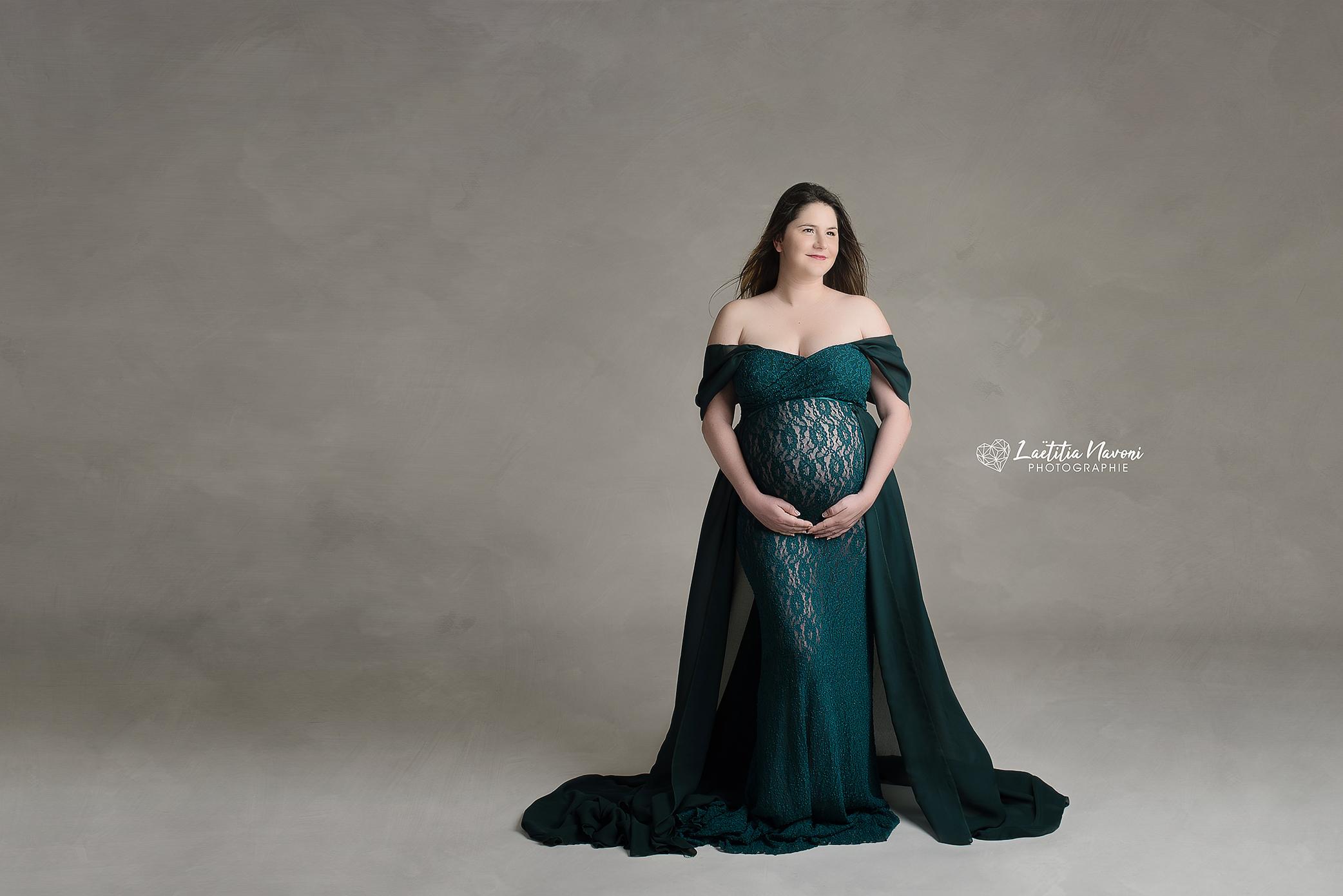 Laetitia Navoni Grossesse (10)